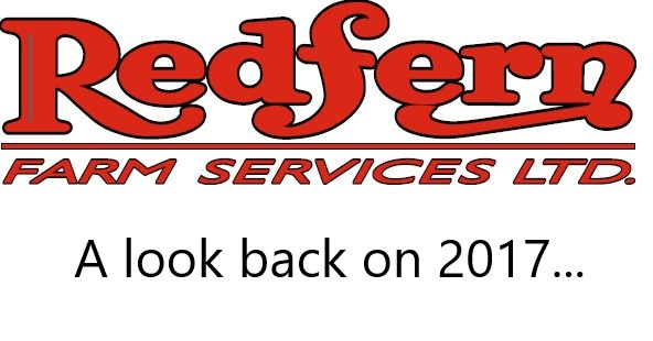 A look back on the year that was for Redfern Farm Services