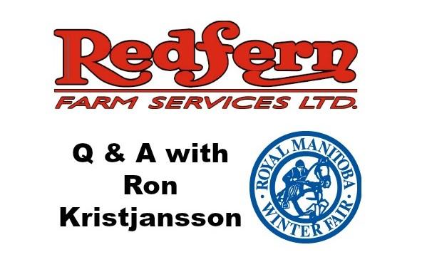 Q & A with RMWF GM Ron Kristjansson
