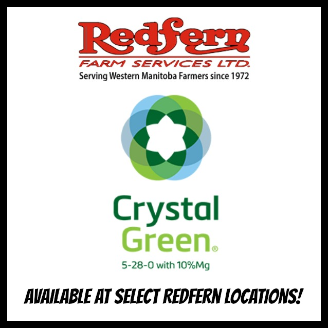 Crystal Green now available