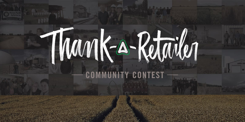 Neepawa branch nominated in Thank A Retailer contest!